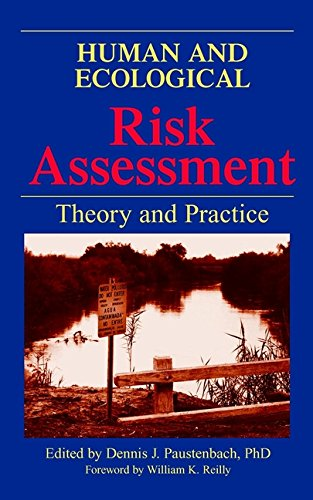 9780471147473: Human and Ecological Risk Assessment: Theory and Practice
