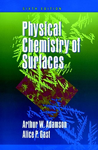 9780471148739: Physical Chemistry of Surfaces