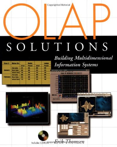9780471149316: OLAP Solutions: Building Multidimensional Information Systems