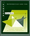 9780471149521: Linear Algebra, Mathematica Labs