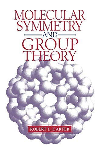 9780471149552: Molecular Symmetry and Group Theory