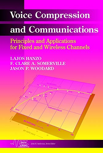 9780471150398: Voice Compression and Communications: Principles and Applications for Fixed and Wireless Channels