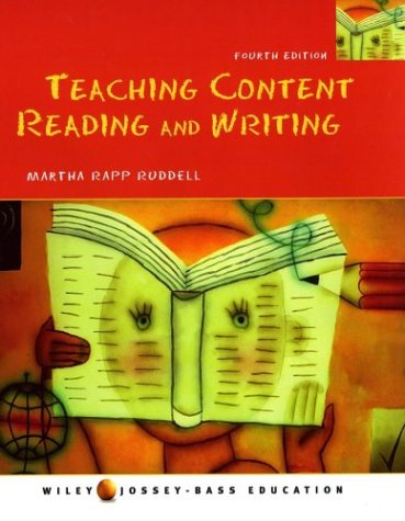 9780471151616: Teaching Content Reading and Writing