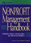 9780471151777: The Nonprofit Management Handbook: Operating Policies and Procedures (Nonprofit Law, Finance & Management)
