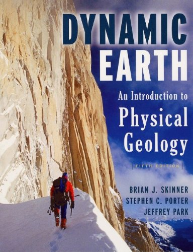 9780471152286: The Dynamic Earth: An Introduction to Physical Geology