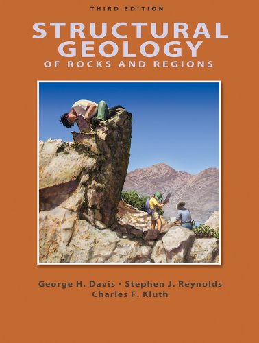 Structural Geology of Rocks and Regions: George Davis