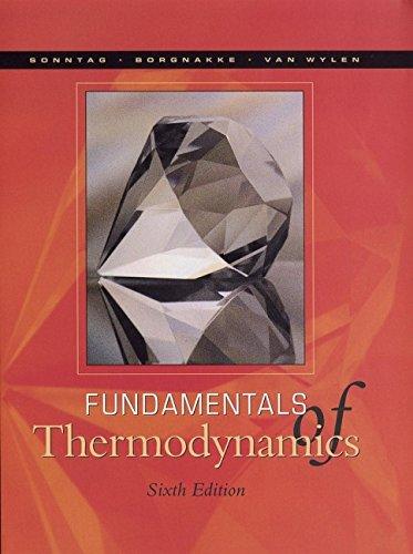 9780471152323: Fundamentals of Thermodynamics