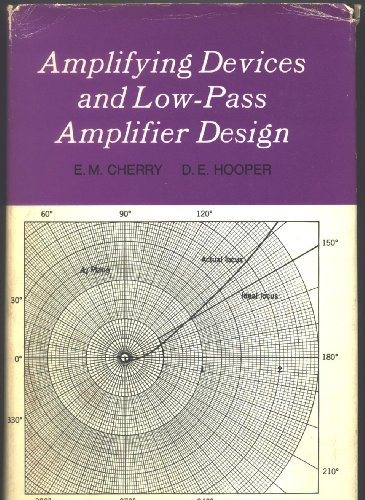 9780471153450: Amplifying Devices and Low-pass Amplifier Design