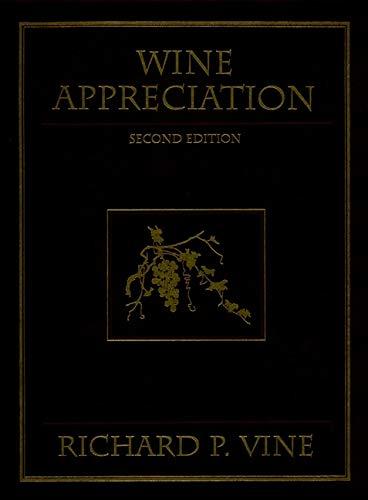 9780471153962: Wine Appreciation