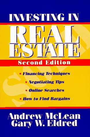 9780471153986: Investing in Real Estate