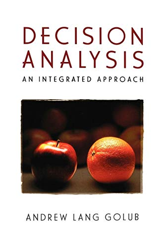 9780471155119: Decision Analysis: An Integrated Approach
