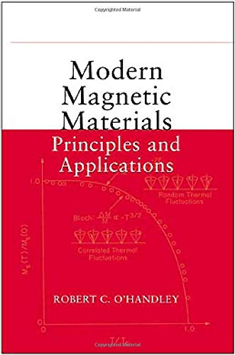 9780471155669: Modern Magnetic Materials: Principles and Applications (Materials Science)