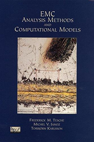 9780471155737: EMC Analysis Methods and Computational Models (Electrical & Electronics Engr)