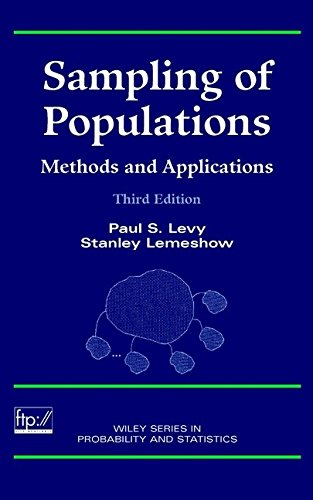 9780471155751: Sampling of Populations: Methods and Applications