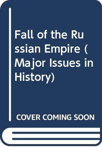 The fall of the Russian Empire (Major: Edward Chmielewski