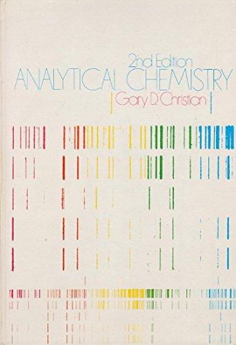 9780471156178: Analytical Chemistry