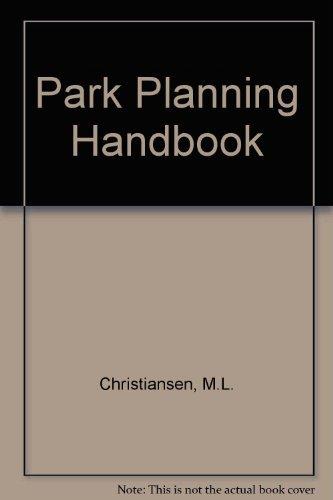 9780471156192: Park Planning Handbook