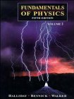 9780471156635: Fundamentals of Physics: Fundamentals v.2: Fundamentals Vol 2