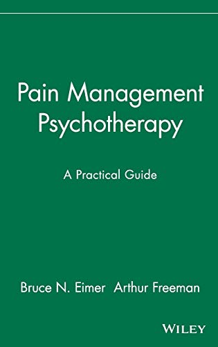 9780471157083: Pain Management Psychotherapy: A Practical Guide
