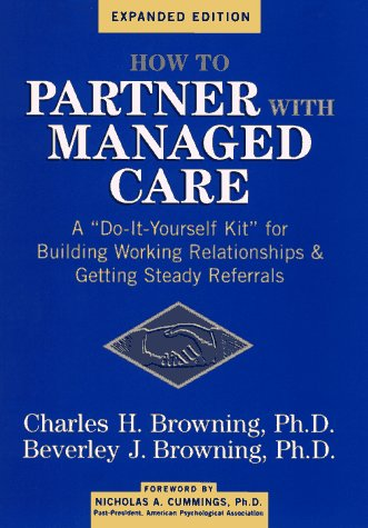 How to Partner with Managed Care: