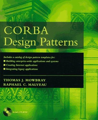 9780471158820: CORBA Design Patterns