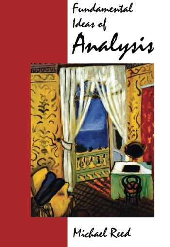 9780471159964: Fundamental Ideas of Analysis
