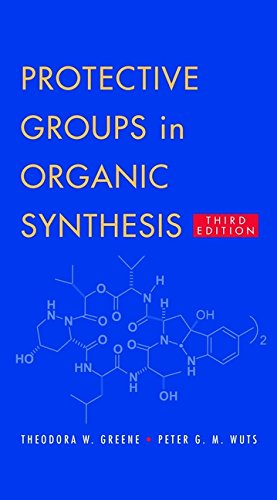 9780471160199: Protective Groups in Organic Synthesis