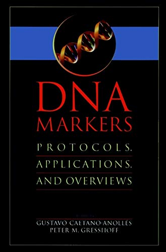 DNA Markers: Protocols, Applications, and Overviews
