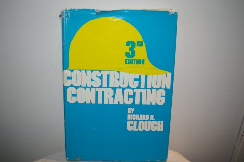 9780471161066: Construction contracting