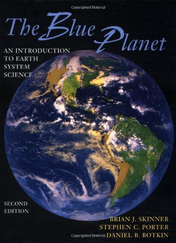 9780471161141: The Blue Planet: Introduction to Earth System Science