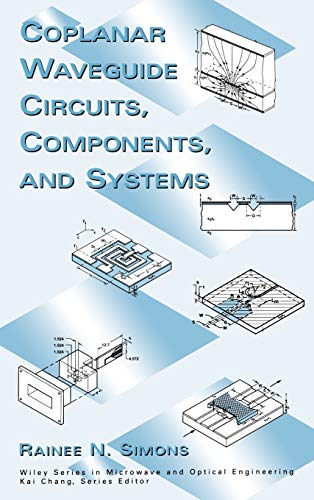 9780471161219: Coplanar Waveguide Circuits, Components, and Systems