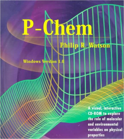 9780471162261: Physical Chemistry: Interactive Software