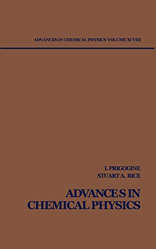 Advances in Chemical Physics (Hardback): Ilya Prigogine