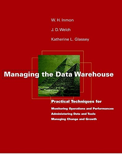 9780471163107: Managing the Data Warehouse