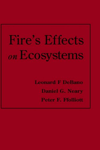 9780471163565: Fire Effects on Ecosystems
