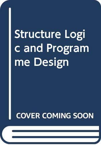 Structure Logic and Programme Design: Alan Cohen
