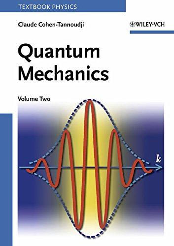 9780471164357: Quantum Mechanics, Volume 2