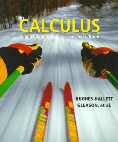 9780471164425: Calculus