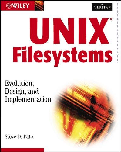 9780471164838: Unix Filesystems: Evolution, Design, and Implementation (VERITAS)