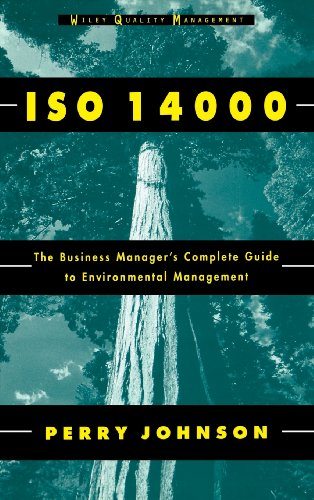 9780471165644: ISO 14000: The Business Manager's Complete Guide to Environmental Management