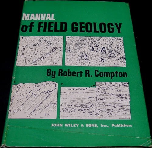 9780471166986: Manual of Field Geology.