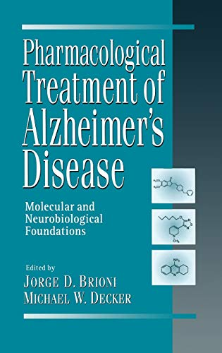 9780471167587: Pharmacological Treatment of Alzheimer's Disease: Molecular and Neurobiological Foundations