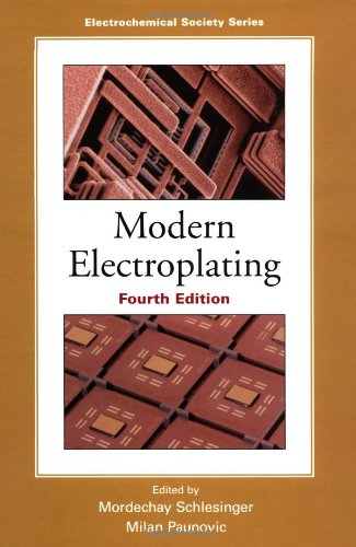 Modern Electroplating (The ECS Series of Texts