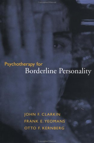 9780471170426: Psychotherapy for Borderline Personality