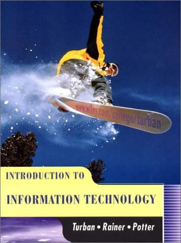 9780471170655: Introduction to Information Technology