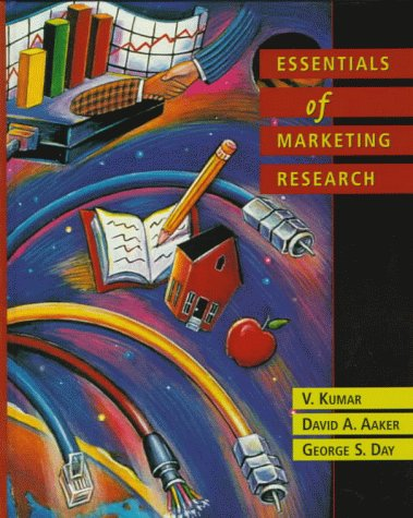 Essentials of Marketing Research: Vineet Kumar, David