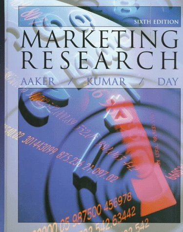 9780471170693: Marketing Research (6th ed)