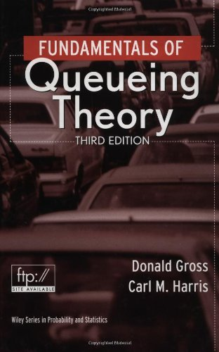 9780471170839: Fundamentals of Queueing Theory (Wiley Series in Probability and Statistics)