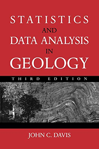 9780471172758: Statistics and Data Analysis in Geology