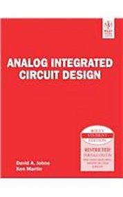 9780471173649: Analog Integrated Circuit Design